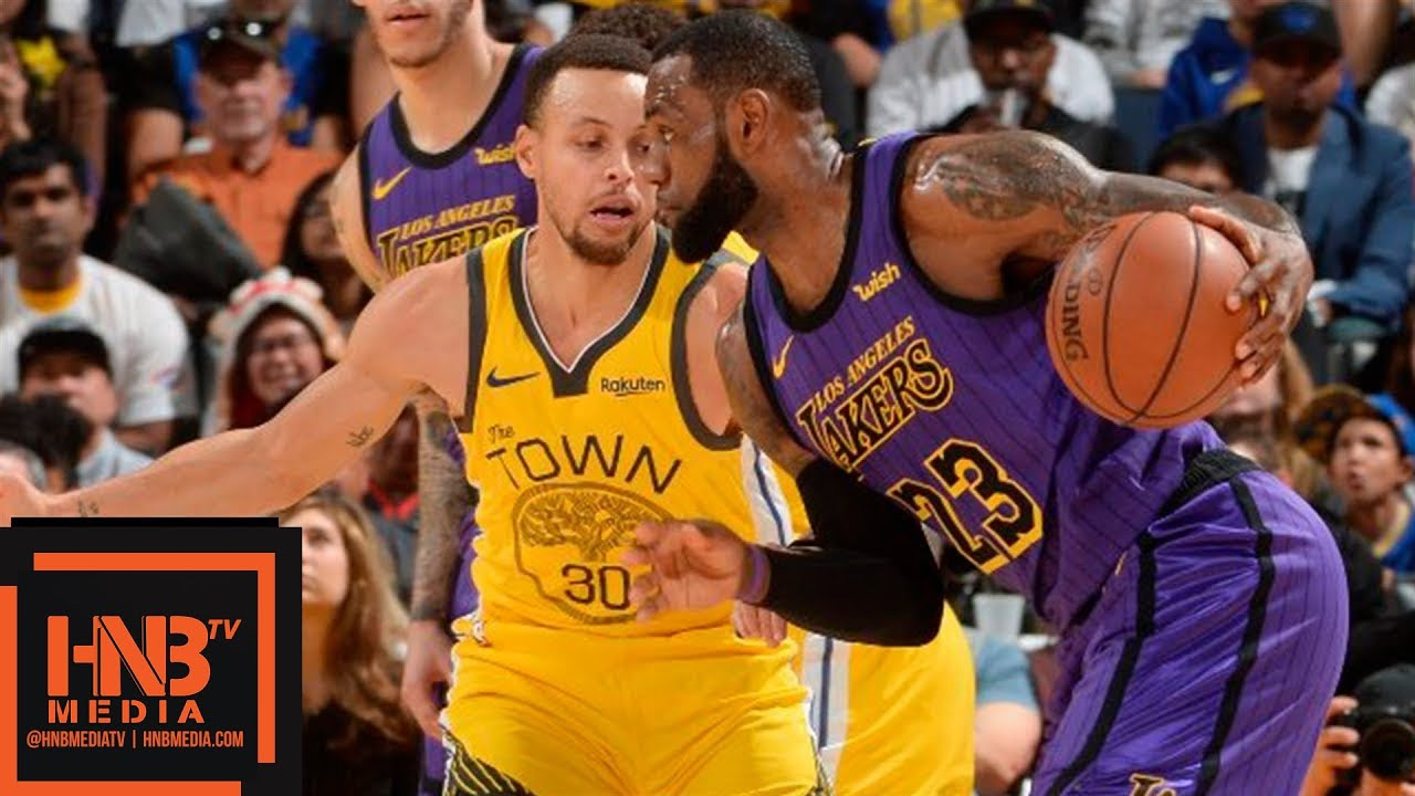Warriors Lakers 2020 Christmas LA Lakers vs GS Warriors Full Game Highlights | 12/25/2018 NBA