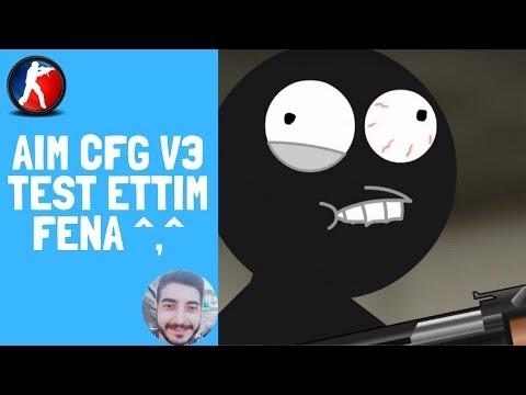 Aim CFG V3 Test Ettim zX /A/ *QPAD - CS 1.6 Pro Public