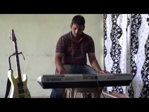 nee jathaga nenundali song keyboard played by naresh