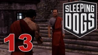 Sleeping Dogs - Episode 13 - Kung Fu Master Monks