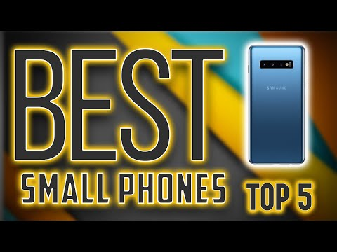 Best Small Phones 2020 [TOP 5]