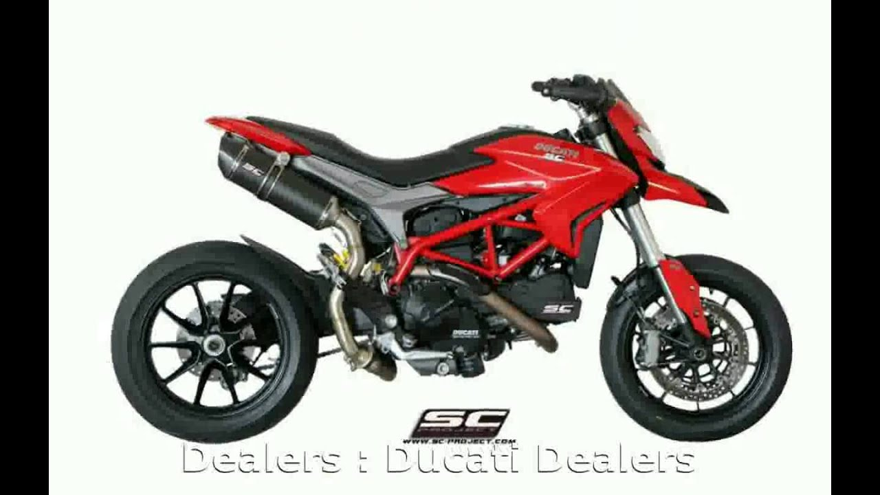 Ducati Hypermotard  Top Speed