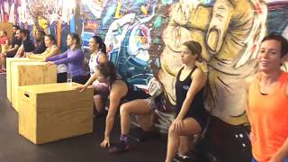 CrossFit Fetish WOD - 15 July 2017