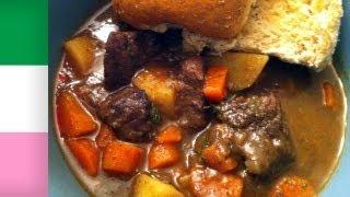 Buddy Luh!! - Newfoundland Moose Stew Recipe