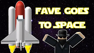 Fave Goes To Space - A ROBLOX Machinima