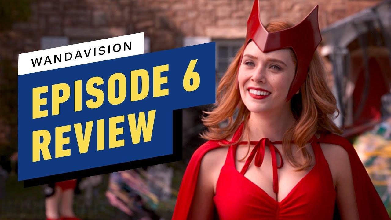 Download WandaVision: Episode 6 Review
