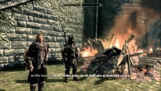 Skyrim Stormcloak army ending