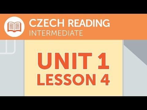 Intermediate Czech Reading – Reading Czech Job Postings
