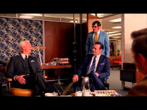 mad men roger sterling none of your beeswax art roger sterling office