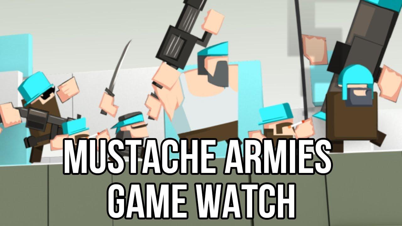 mustache armies играть онлайн бесплатно без скачивания