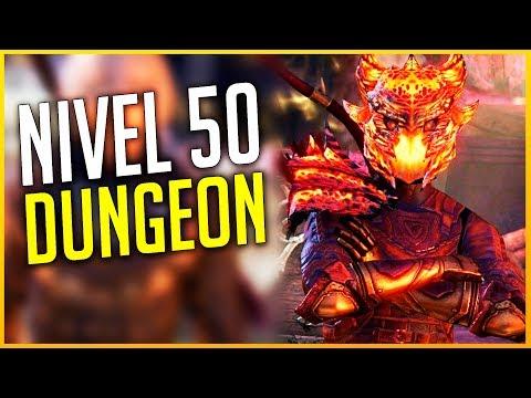 TESO MORROWIND: NIVEL 50 DUNGEON!! | Gameplay en Español | Makina