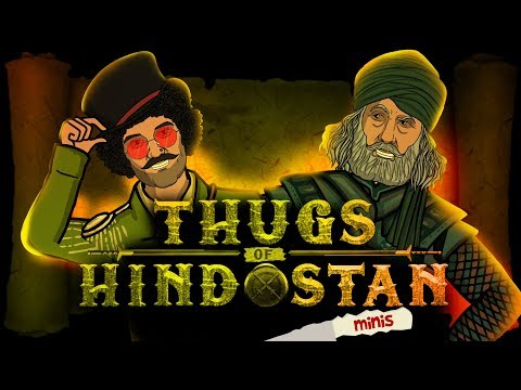 How Thugs Of Hindostan Should Have Ended || Shudh Desi Minis || Shudh Desi Endings