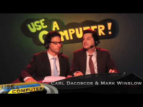 Old People Use A Computer: The Game Show