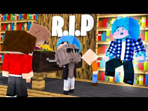 JE REGARDE MA FAMILLE REAGIR A MA MORT ! Ils sont triste !