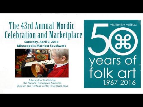Vesterheim 43rd Nordic Celebration & Marketplace 2016
