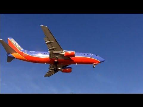 Seven Landings At Dallas Love Field KDAL