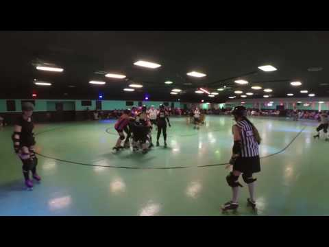 Roller Derby: Tampa vs Thunder City