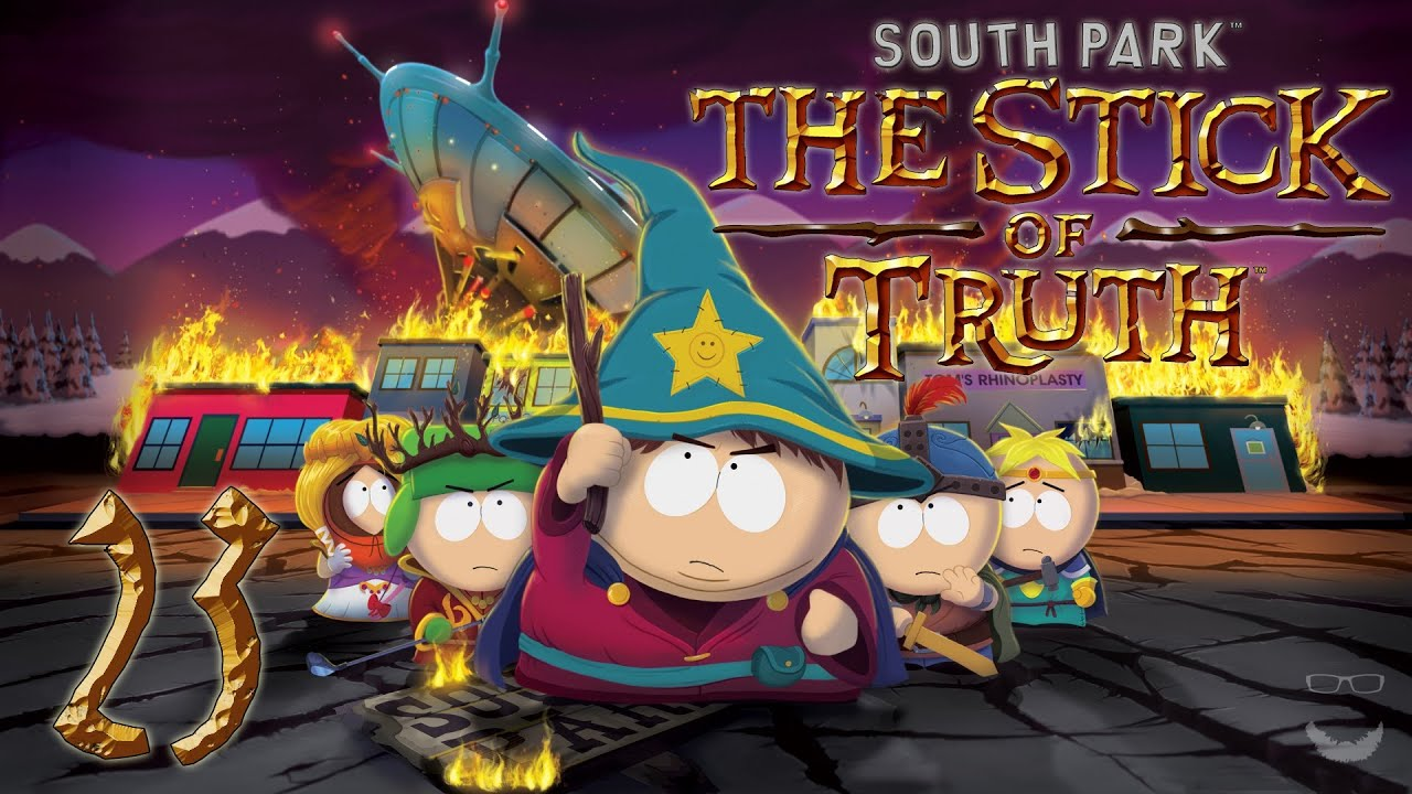 South Park Arschgesicht