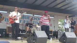 Cash Box Kings- Blow Wind Blow- Prairie Dog Blues Festival 2014