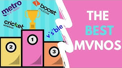 The Four Best MVNOs