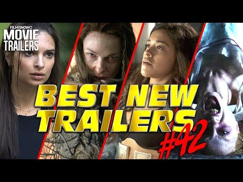 BEST NEW TRAILERS (2018) - WEEKLY Compilation #42