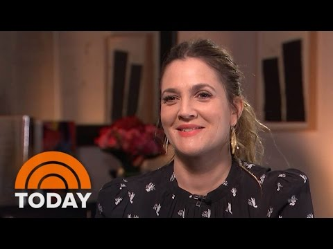 Drew Barrymore On Worst Experience, And Now Feeling 'Pretty Complete' | TODAY