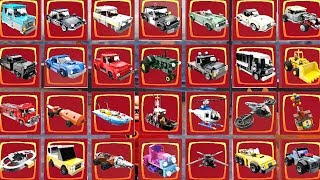 LEGO INCREDIBLES - ALL Vehicles Unlocked!