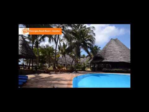 Kiwengwa Beach Resort di Zanzibar