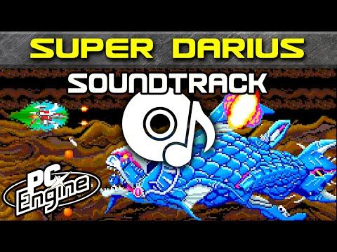 Super Darius soundtrack | PC Engine / TurboGrafx-16 Music