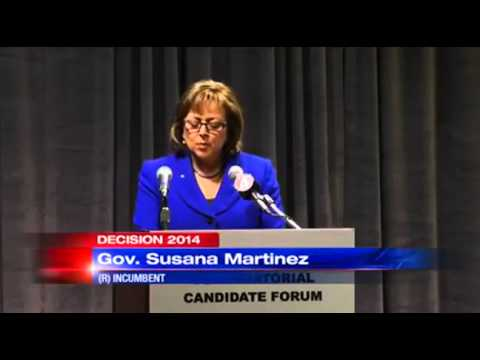 NM Race for Governor Forum