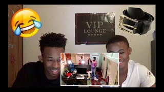 Bad Kids Drinking Prank On Funny Mike [REACTION VIDEO]