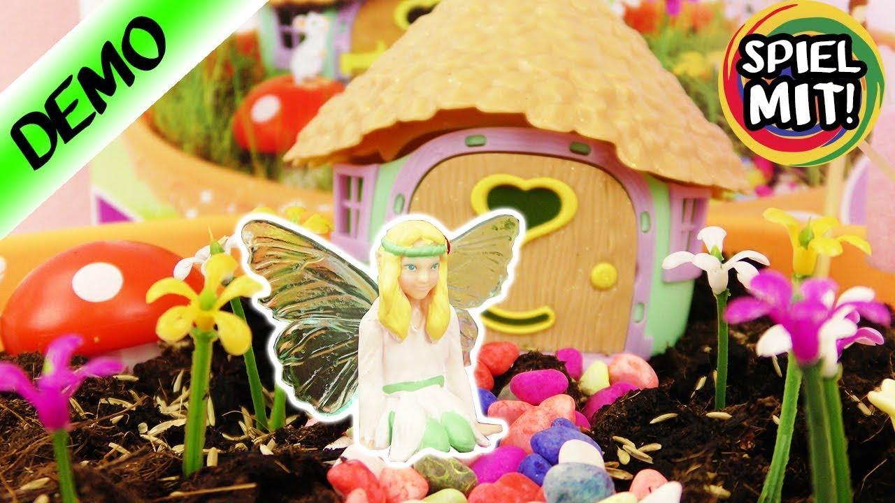 Feen Garten Fairy Garden Deutsch Magisches Zuhause F R Fee Selber Machen Blumen Topf Diy