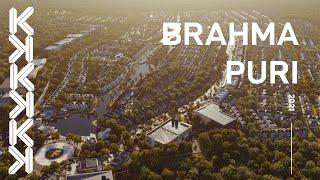 Podomoro Park Bandung - Brahmapuri Cluster Architectural Movie