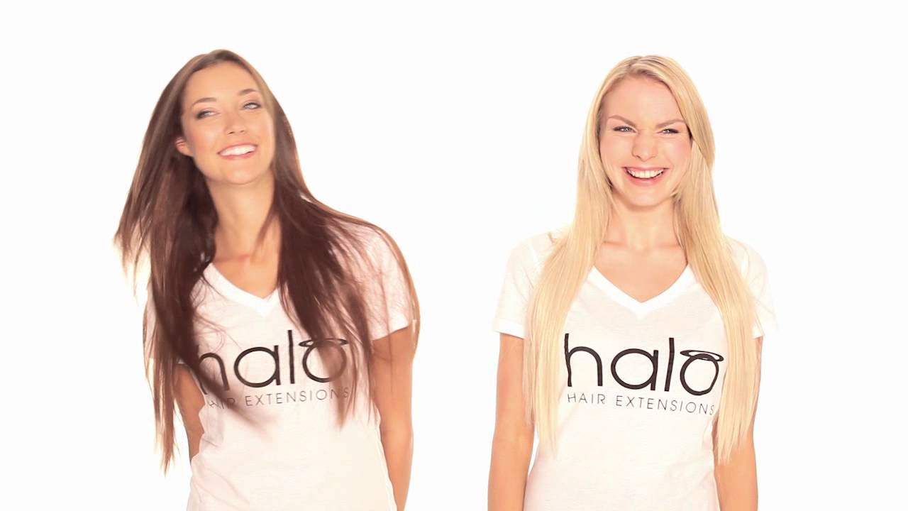 how to style halo hair extensions halo hair extensions versus 7106