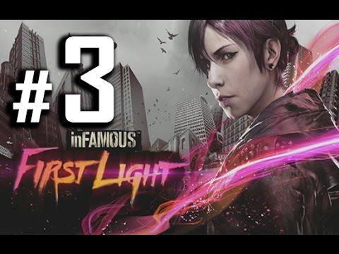 inFamous: First Light Walkthrough Gameplay HD - Jenny - Part 3