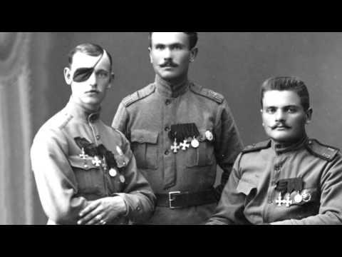 """1914"" - B&W Photography Parallax Animation"