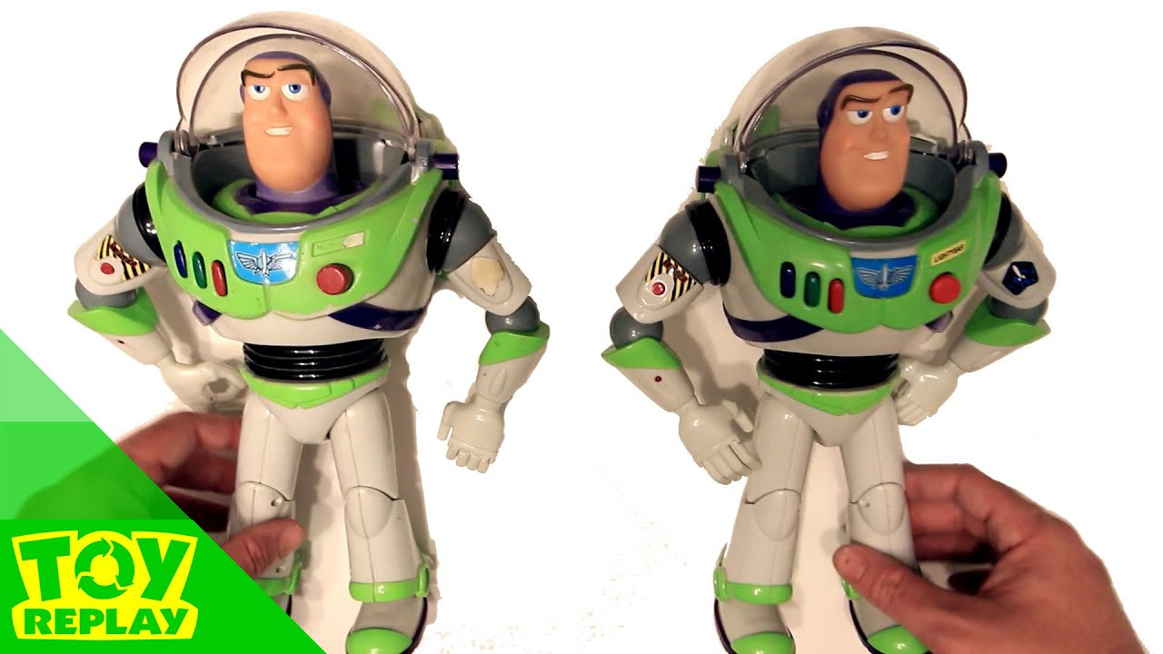 af2b13e07e7 How To Fix Buzz Lightyear Action Figure 1995