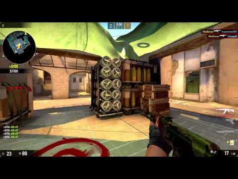 Test Stream 720p 60fps 3500 bitrate NVENC