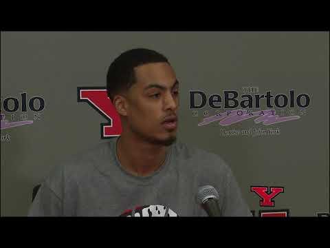 G Jaylen Benton Weekly Basketball Press Conference | January 22, 2018