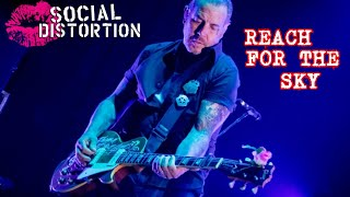 Social Distortion - Reach For The Sky (Unofficial Music Video)