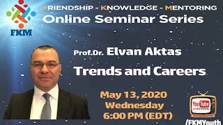 Prof. Dr. Elvan Aktas - Trends and Careers