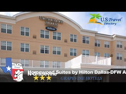 Homewood Suites By Hilton Dallas-DFW Airport N-Grapevine - Grapevine Hotels, Texas