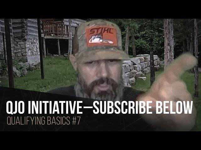 QJO Initiative – Subscribe Below