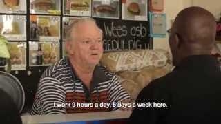 Flora People Stories 'douw Steyn'