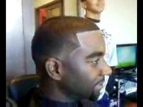 Philly Fade Hair Cut With Razor Youtube