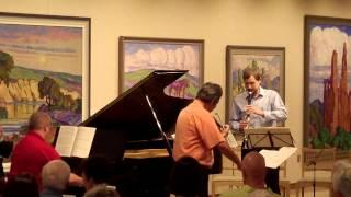 Contrasts for Clarinet, Violin and Piano - Béla Bartok