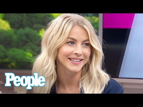 Julianne Hough Spills Details About Her Upcoming Wedding & Derek Hough's Date | People NOW | People