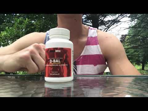 Crazybulk D-Bal Review Part 1.
