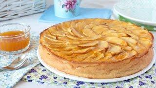 Tarta de Manzana | Receta Súper Fácil de Hacer