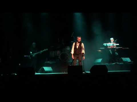 Steve Harley & Cockney Rebel - Sebastian - Figi Theater Zeist 12-11-2017